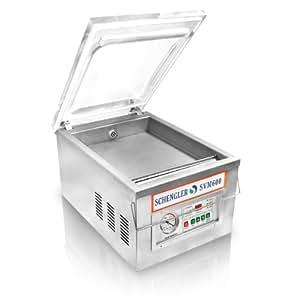 Schengler Vakuum- Verpackungsmaschine 6m³/h
