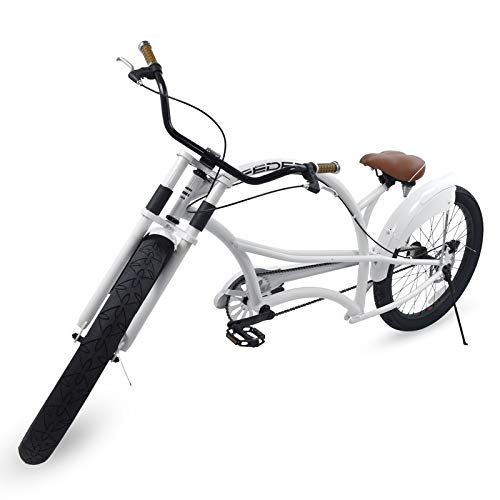 Riscko Bicicleta Beach Bike Bep-20 Blanco