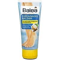 Balea Fuss Balsam mit Sheabutter & Vitaminen, 1er Pack (1 x 100 ml) preisvergleich bei billige-tabletten.eu