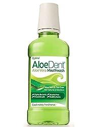 (2 Pack) - Aloe Dent Aloe Vera Mouthwash   250ml   2 Pack - Super Saver - Sav...