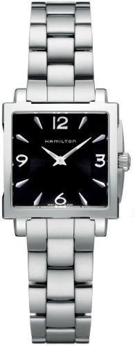 Hamilton H32251135 Jazzmaster Square Lady Montre Femme
