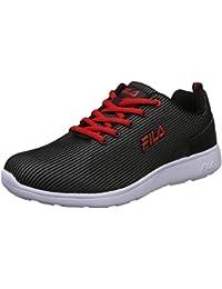 Fila Men's York Blk/CHN Rd Running Shoes-9 UK/India (43 EU)(11006065)