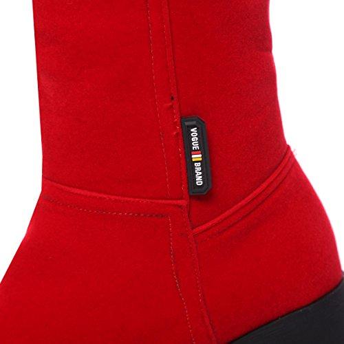 BalaMasaAbl09406 - Sandali con Zeppa donna Red