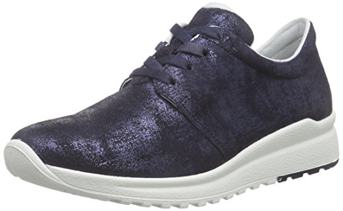 Legero Marina, Baskets Basses Femme Bleu (denim 83)
