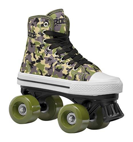 Roces Casual Quad Skate, Camo, 2 m (4 W)