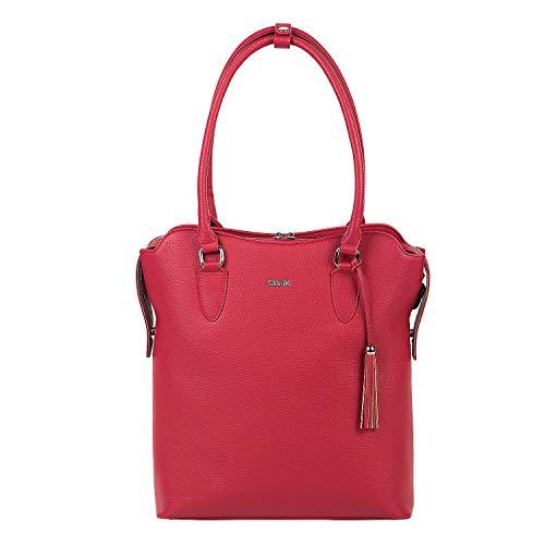 Socha Businessbag Damen 4Way Cherry Notebooktasche 13,3