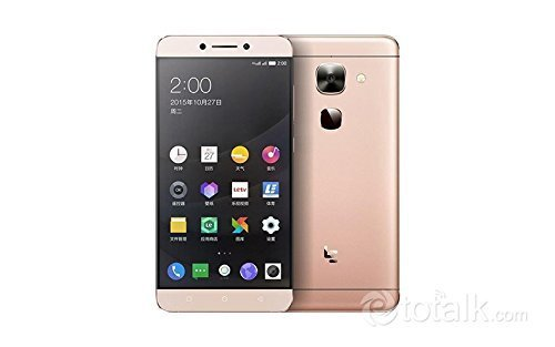 LeTV LeMax2 4 32GB 4G LTE Dual Sim Android 6 0 Quad Core 2 15GHz 5 7 inch WQHD 8 21MP Oro