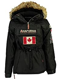 Anapurna by Geographical Norway - Chaqueta DE Mujer - Modelo Lady Ana