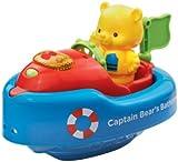 VTech Baby Bath Toy Captain Bear's Bathtime