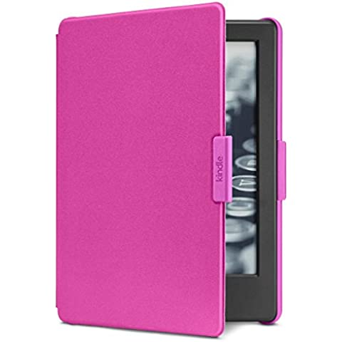 Amazon - Funda protectora para Kindle (8ª generación - modelo de 2016), color magenta