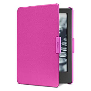 Amazon Protective Cover for Kindle, Magenta— Not compatible with 10th Generation (2019 Release)