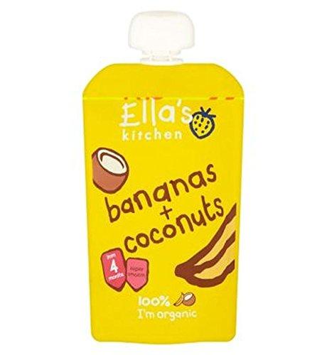 Ella's KitchenBanane + Noci Di Cocco Da