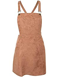 PILOT® Zuri robe salopette faux suède