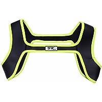 iiniim S-XL Hombre Arneses De Neopreno Hombro Deportes Hombreras Soportes Aparatos De Protección Fitness Para Los Hombres