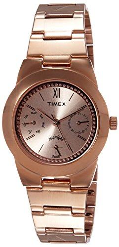 41ny5D25QJL - Timex TW000J106 Brown Women watch