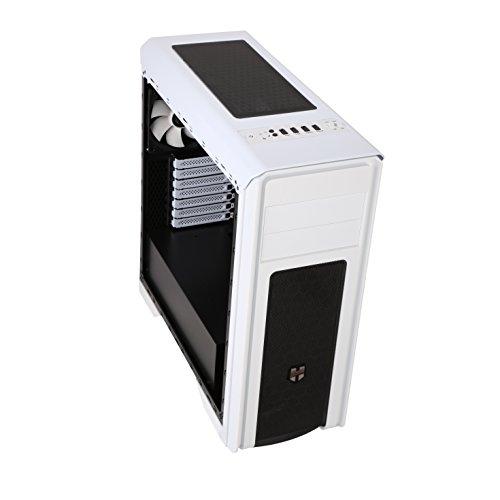 Nox Hummer ZX Zero   Caja de Ordenador Torre ATX  Color Blanco