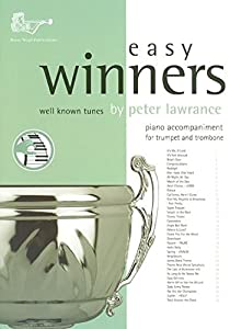 Easy Winners For Trumpet And Trombone (Piano Accompaniment) - Sheet Music