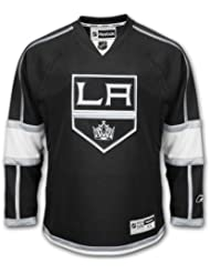 Reebok Los Angeles Kings Premier NHL Trikot Home