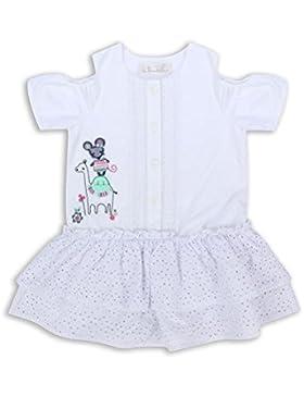 The Essential One - Bebé Infantil Niñas - Vestido - Blanco - EOT347