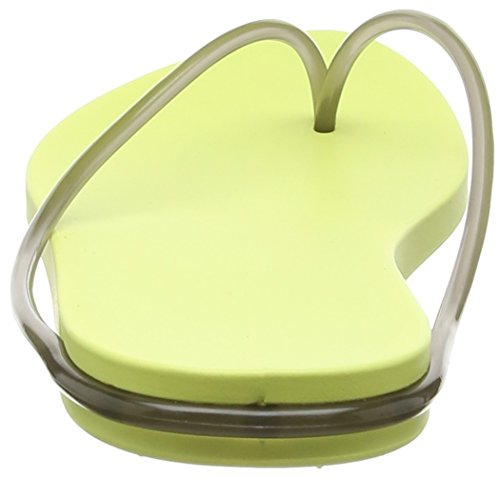Ipanema - Philippe Starck Thing M Fem, Sandali infradito Donna Giallo (Gelb (yellow/smoke 8479))