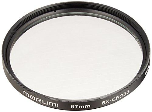 Marumi Filter Kamera 6X Quer 67mm Streifung Effektfilter 204.118