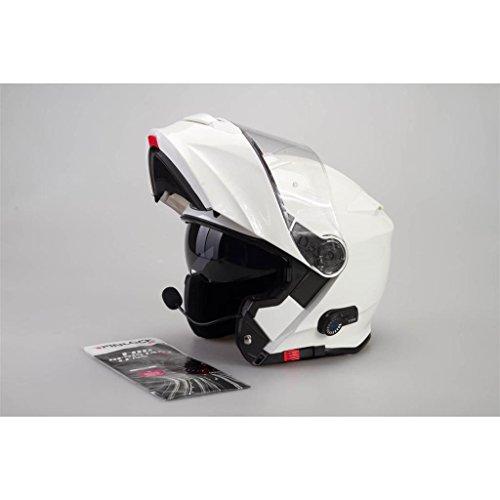 Viper rs-v171Bluetooth con tapa frontal para casco de moto