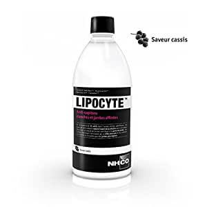 NHCO LIPOCYTE Anti-Capitons et Anti-Cellulite Hanches et Jambes Affinées - Flacon 500ml