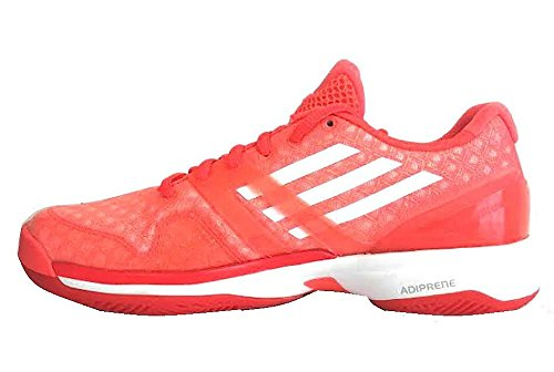 Adidas tennis Adizero ubersonic W rio AQ2682 Rose Rose / Blanc
