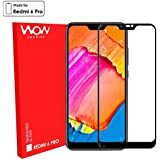 [ InStock ] Original Premium REDMI 6 PRO Tempered Glass – WOW Imagine Premium Full Glue 5D Full Edge-to-Edge Screen Protection Tempered Glass For XIAOMI REDMI 6 PRO [ SPECIAL LIMITED PERIOD INTRODUCTORY PRICE ]