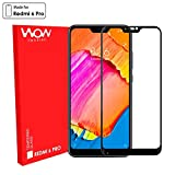 #3: WOW Imagine Full Glue 5D Edge-to-Edge Screen Protection Tempered Glass For XIAOMI REDMI 6 PRO