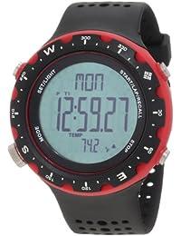 Columbia CT004-010 - Reloj digital de cuarzo unisex con correa de plástico, color negro