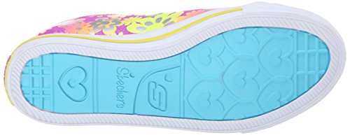 Skechers Chit ChatGlint & Gleam Mädchen Sneakers Violett (PRMT)