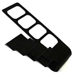 Shopos Metal Remote Control Holder Universal For All Remote Controls