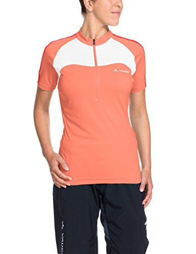 Vaude T-shirt pour topa II Orange - abricot