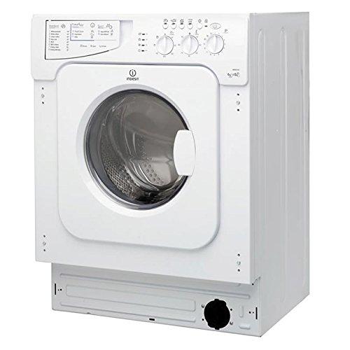 INDESIT Washer-Dryer 6 + 5 KG 1200 Spin B LED