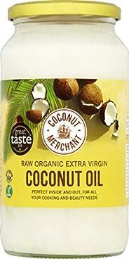 Aceite de coco virgen extra orgánico crudo del comerciante de coco 1000ml
