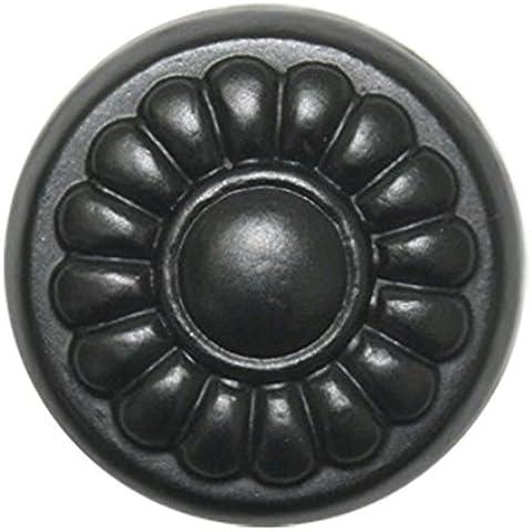 2 x 30 mm, colore: metallo maniglie per porta, armadietto, cassetto JA635 Pulls