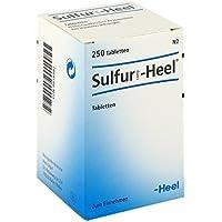 Sulfur Comp.heel Tabletten 250 stk preisvergleich bei billige-tabletten.eu