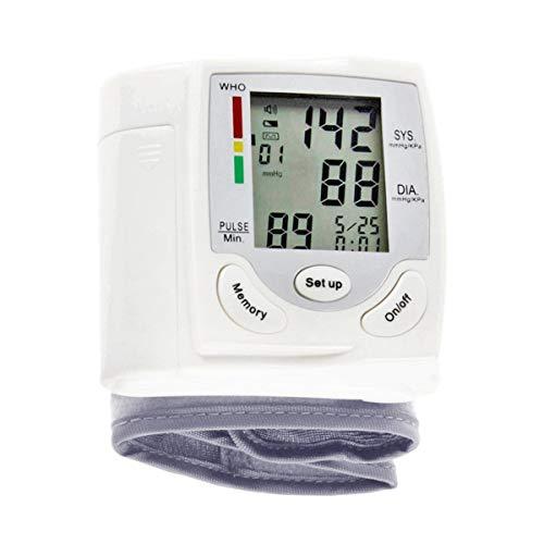 Gugutogo Auto pulsera digital presión arterial corazón