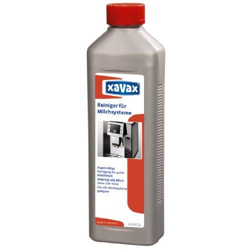 Xavax - 110733 - Nettoyant pour machines à mousse de lait