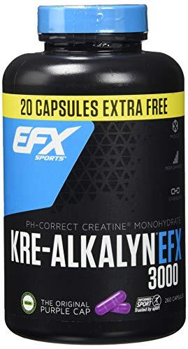EFX - Kre-Alkalyn EFX 240 Kapseln