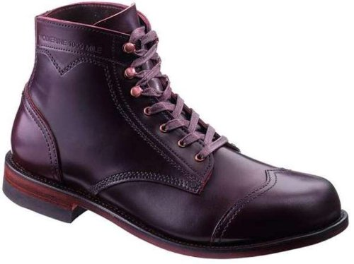 Wolverine Mens Boot 721 LTD Cordovan No.8 *