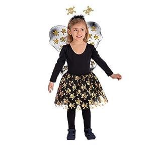 Carnival Toys 06416 - Set de disfraces para niña, multicolor