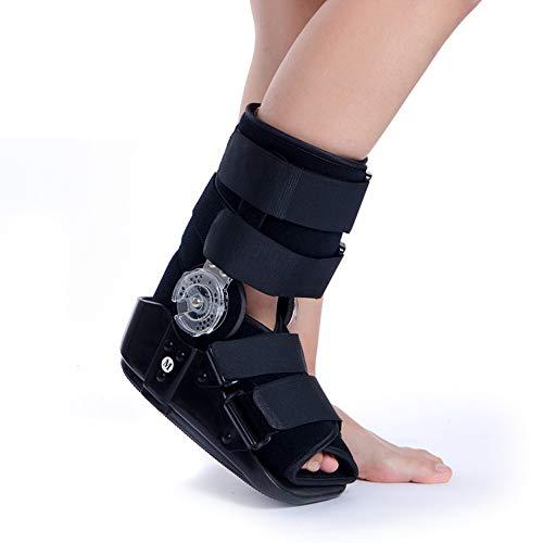 TMIL Fuß Knöchel Kurzfraktur Walker Boot Brace, Ideal Für Stabile Fuß- Und Knöchelfrakturen, Achillessehnenoperationen, Akute Knöchelverstauchungen, Postoperative Pflege,S -
