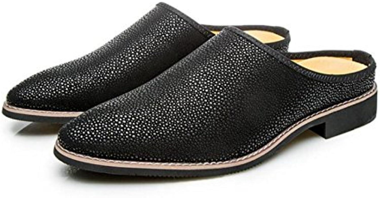 LYJBIK Zapatillas Hombre Mocasines Ligeros Zapatos Casuales -