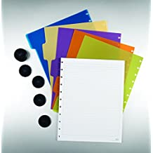 Staples? Arc Notebook System Accessory Kit, Letter Size, Includes Paper, Dividers, and Rings by Staples