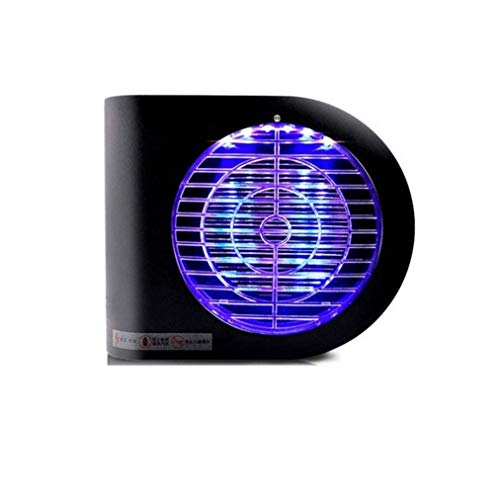 Eeayygch - Lámpara eléctrica antimosquitos, lámpara LED, antimosquitos, antiplagas, antiinsectos,
