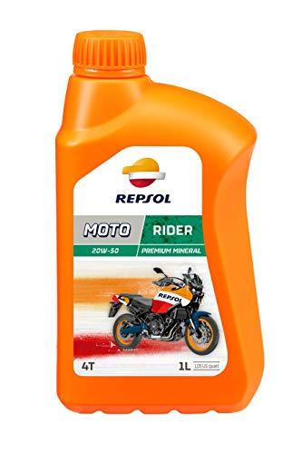 OLIO MOTORI 4T REPSOL MOTO RIDER 20w50 Conf. 1 Lt.