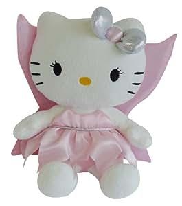 Jemini - 022431 - Peluche - Peluche Hello Kitty Fee - 27 Cm