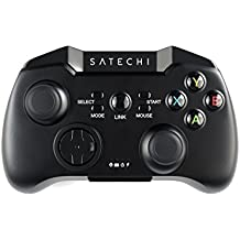 Satechi Gamepad Mando Bluetooth Inalámbrico Universal para Samsung Galaxy Note HTC LG Android Tablet PC Samsung Gear VR